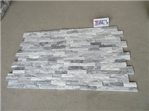 Cloudy Grey Z Shape Stone Veneer Cladding Panel