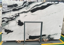 Panda White Luxury Natural Marble