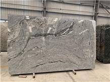 Viscount White Granite Slabs for Kitchen Top
