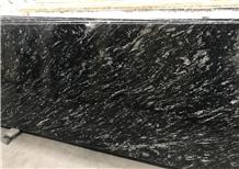 River Black Granite Slabs