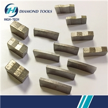 Diamond Segments for Granite