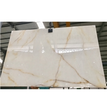 Onice Translucent Panel White Onyx