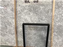 Italy Bvlgari Grey Marble Slabs for Floor Tiles
