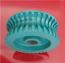 Cnc Stubbing Grinding Diamond Wheel- Edge Grinding Wheel
