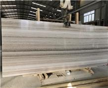 A Grade China Palissandro Crystal Wood Marble Slab