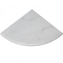 Asian Carrara Bathroom Soap Corner