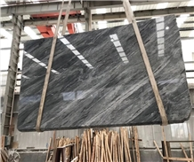 Bardiglio Nuvolato Marble Flooring Tiles