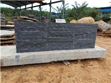 Black Basalt Natural,Hainan Black,Lava Stone