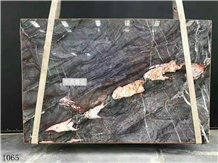 Brazil Dragon Light Quartzite Slab Wall Floor Tile