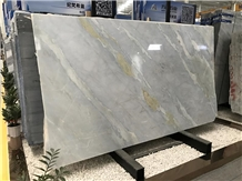 Bvlgari Blue Marble Slabs for Hotel Project