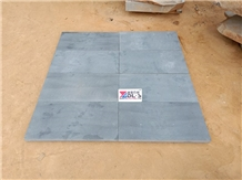 China Grey Basalt with Cat Paws Grid Tiles