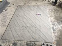 China New Viscount White Granite Wall Tiles
