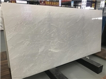 China Polished Royal Pure White Onyx Jade Slabs