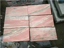China Red Slate Wall Floor Tiles