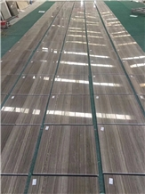 China Vienna Wood Grain Marble Tiles