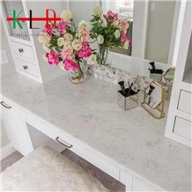 Crystal White Marble Countertops,Stone Table Tops