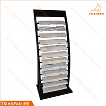 Culture Stone Display Stand Rack