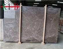 Emperador Grey Marble Slab,New Hermes Ash Tiles