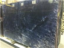 Extreme Blue Rio Granite Slab