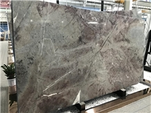 French Amethyst Purple Marble Slabs for Villa