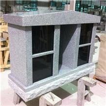 Gray Granite 4 Niches Columbarium Nich