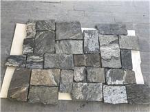 Gray Stripe Flagstone,Wall Stone