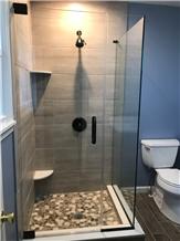 Italian Carrara Marble Stone Bathroom Soap Corner
