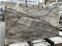 Italy Bardiglio Vagli Grey Marble Slabs Polished