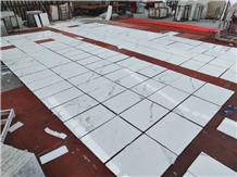Italy Carrara Statuario Marble Kitchen Bath Tiles