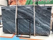 Italy Nuvolato Classico/Carrara Grey Marble Slabs