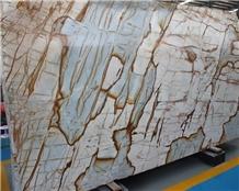 Mapa Mundi Quartzite Slabs