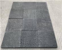 New G684 Paven Black Flamed Basalt Tiles