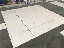 Polaris White Marble Floor Tiles for Projcet