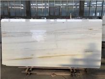 Polish Sands Milan Marble Floor Installation Slab