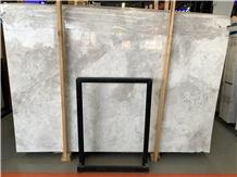 Polished Abbott Grey Marble Flooring Tile