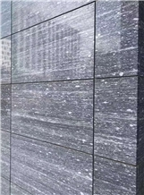Polished Alps Snow Gneiss for Outdoor Decoration