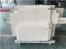 Royal Botticino Marble Floor Tiles / Cut to Size