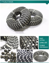 Saw Tool Diamond Wire for Stone Cutting