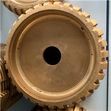Sinter Profile Wheel for Granite
