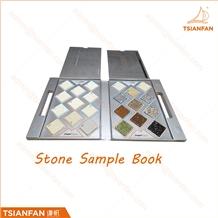 Stone Sample Book Sample Folder