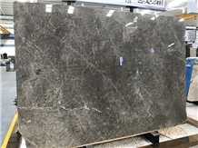 Turkey New Cyprus Grey Marble Slabs