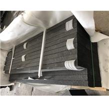 Vietnam Black Granite Block Steps for Deck Stair