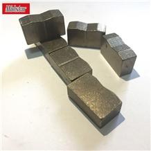 Diamond Segment for Granite Block Cutting