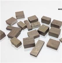 Diamond Segment for Marble Granite Cutting