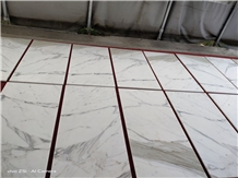 Glorious White Marble,Calacatta Gold Marble Tile