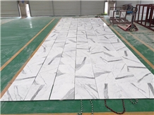 Italy Calacatta Gold Marble Polished Marble Tile