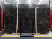 Dark Emperador Slabs