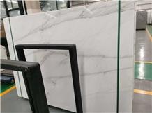 Linken White Marble Slabs 1.8cm Polished Slabs