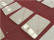 Sofitel Golden Beige Sweet Cream Marble Table Tops