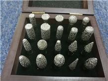 Diamond Engraving Burr& Diamond Points